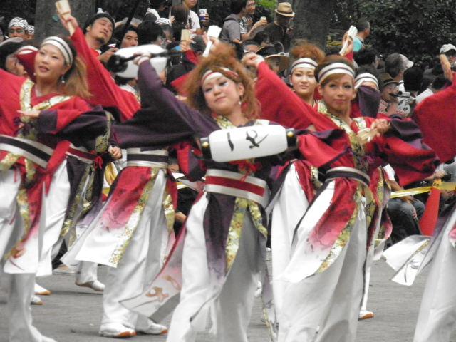 一やGROUP(高知県) 高知県から参加のチームが多いのが特徴
