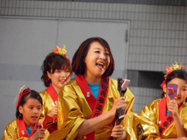 原宿表参道元氣連(渋谷区)地元のチームがいろんな形で参加するようになると面白くなりそうですね