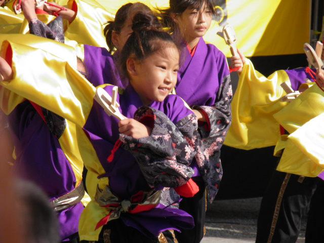 Kuniko's Sweet Kids(横浜市)小田原の参加チームははダンススクールが母体となっているところが多いのも特徴