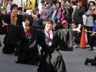 よさ研ニュースレター188号 黒潮よさこい感謝祭(千葉県銚子市)