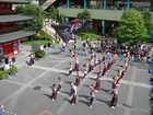よさ研ニュースレター213号 ビナウォークよさこい祭り(神奈川県海老名市)