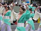よさ研ニュースレター216号 浦和よさこいin南浦和(埼玉県さいたま市)