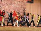 よさ研ニュースレター218号 富岡町桜の集い(福島県双葉郡広野町)
