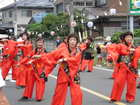 よさ研ニュースレター221号 原市五町内会祭り(埼玉県上尾市)